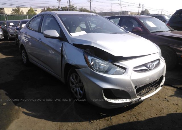 Inventory #916799482 2014 HYUNDAI ACCENT