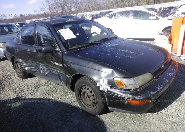 Inventory #166424531 1994 Toyota COROLLA