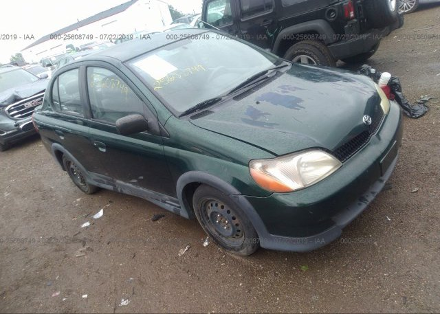 Inventory #217987435 2001 Toyota ECHO