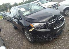 2017 Buick ENCORE - KL4CJBSB7HB166188 Left View