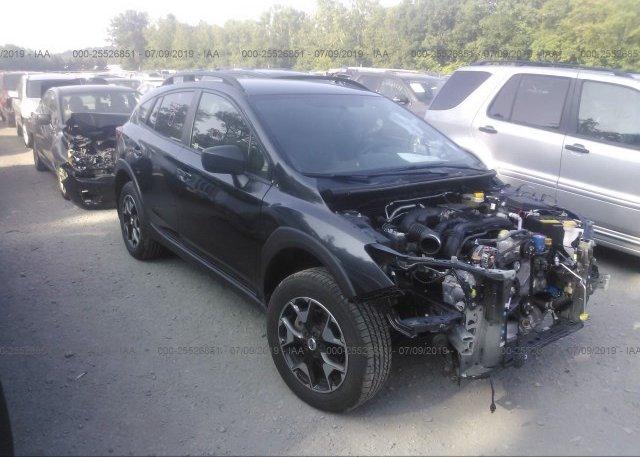 Inventory #789712595 2018 Subaru CROSSTREK