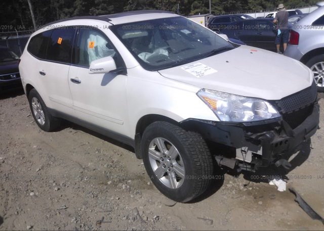 Inventory #755685485 2012 Chevrolet TRAVERSE
