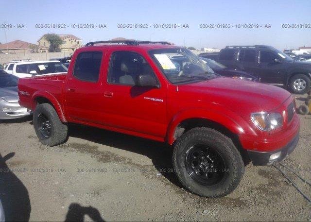 Inventory #483136423 2004 Toyota TACOMA