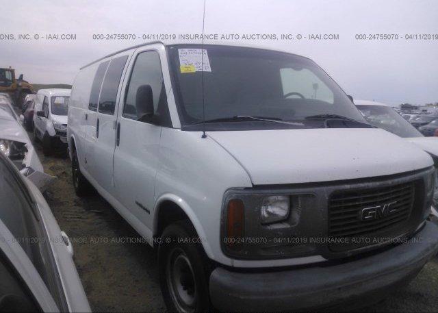 Inventory #185212243 1997 GMC SAVANA