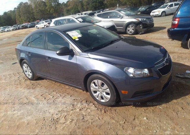 Inventory #906404758 2014 Chevrolet CRUZE
