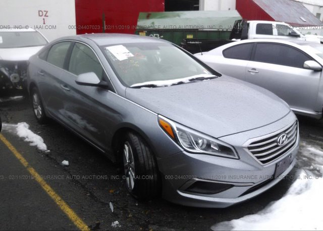 Inventory #633989974 2016 Hyundai SONATA