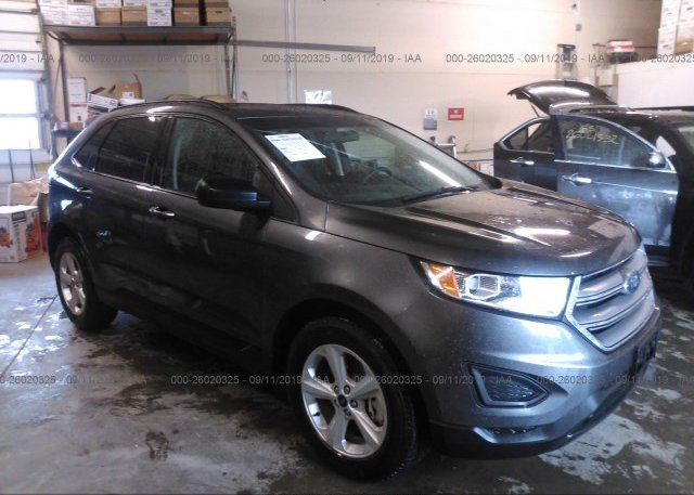 Inventory #650636500 2018 FORD EDGE