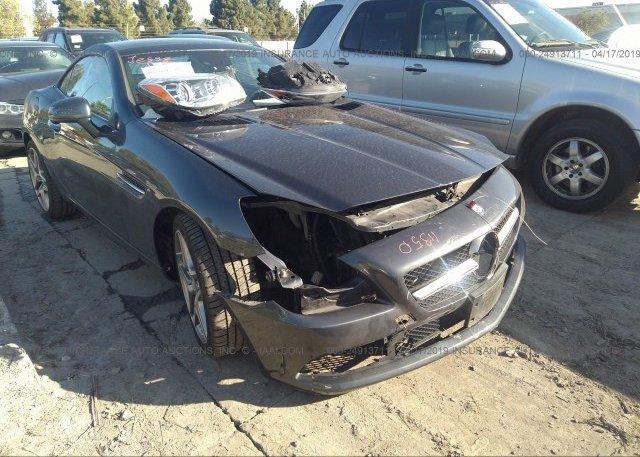 Inventory #263800454 2014 Mercedes-benz SLK
