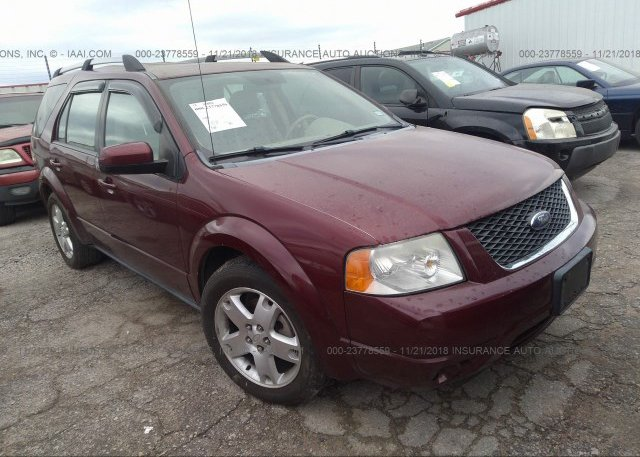 Inventory #769875951 2007 FORD FREESTYLE