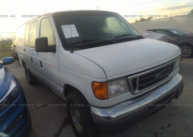 Inventory #890525291 2006 FORD ECONOLINE