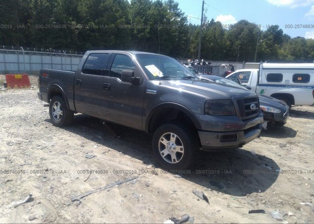 Inventory #982910398 2004 FORD F150