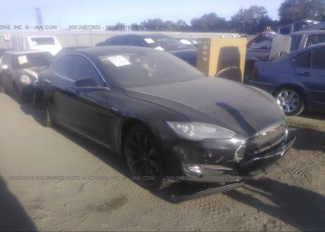 Inventory #852838401 2014 Tesla MODEL S