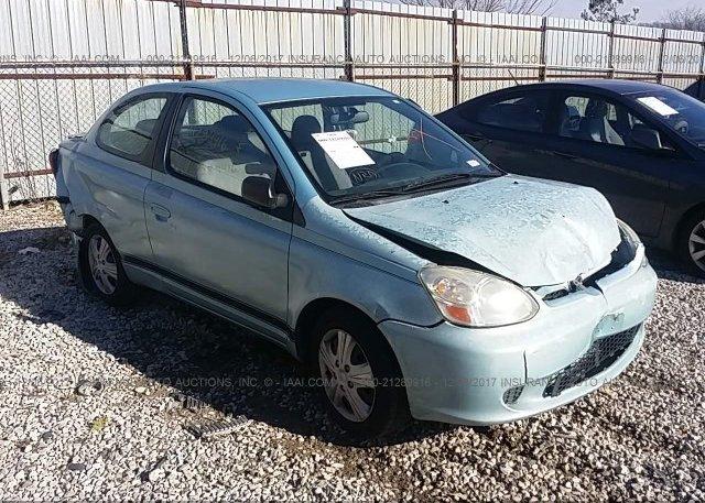 Inventory #444550451 2003 Toyota ECHO