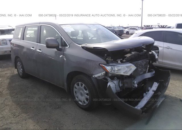 Inventory #452776690 2015 Nissan QUEST