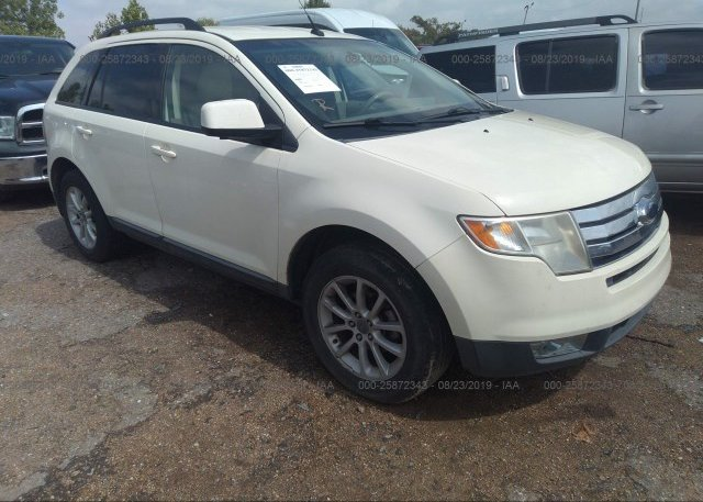 Inventory #331471824 2007 FORD EDGE