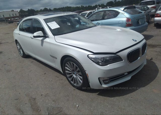 Inventory #522575678 2013 BMW 740