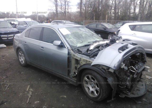 Inventory #250469046 2004 BMW 525