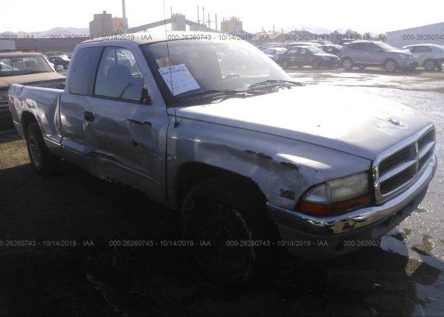 Inventory #524663107 2000 Dodge DAKOTA