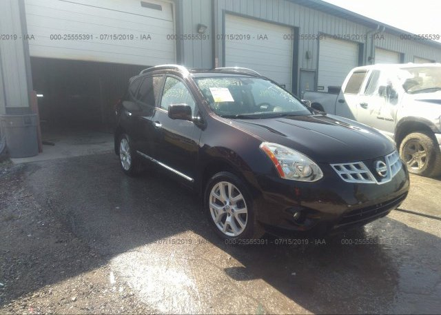 Inventory #285916933 2012 Nissan ROGUE
