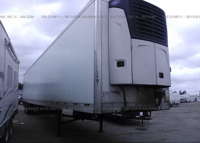 Inventory #316171300 2009 UTILITY TRAILER MFG REEFER