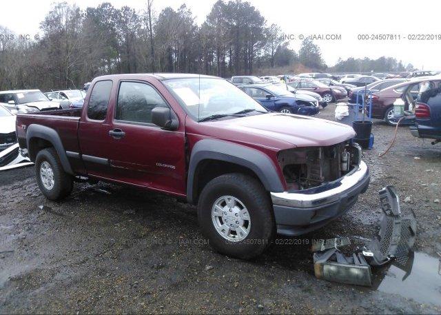 Inventory #297487055 2004 Chevrolet COLORADO