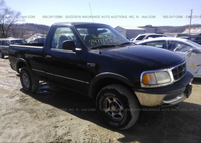 Inventory #430309366 1997 FORD F150