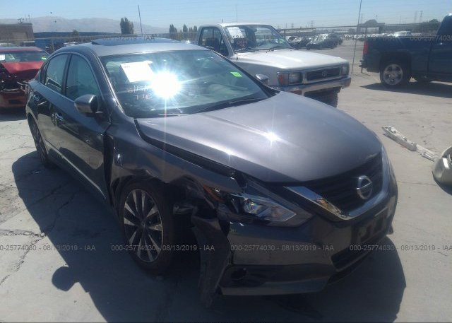 Inventory #267035926 2016 Nissan ALTIMA