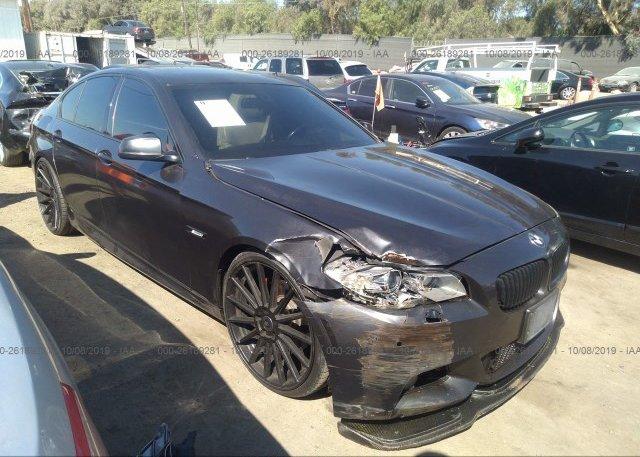 Inventory #744623317 2013 BMW 550
