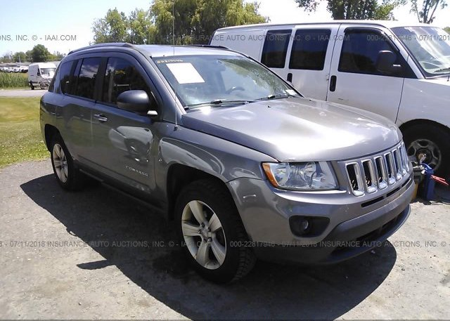 Inventory #363712600 2012 JEEP COMPASS