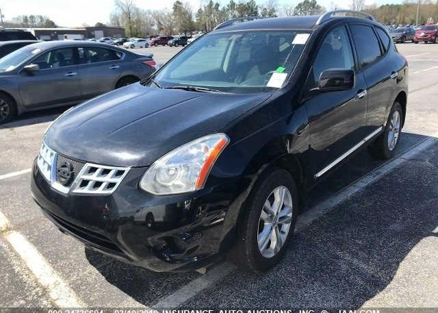 Inventory #595080947 2013 Nissan ROGUE