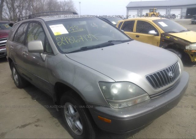 Inventory #710746910 1999 Lexus RX