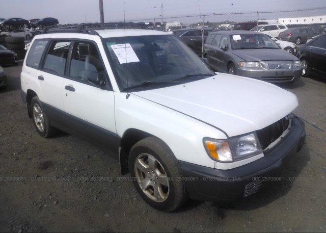 Inventory #886913782 1998 Subaru FORESTER