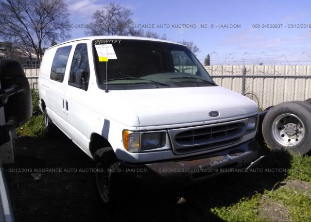 Inventory #680872597 2000 FORD ECONOLINE