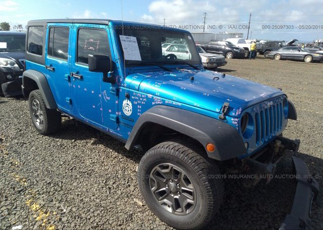 Inventory #641421959 2015 JEEP WRANGLER UNLIMITE