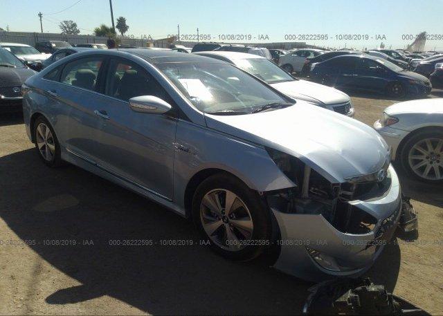 Inventory #408408537 2012 Hyundai SONATA