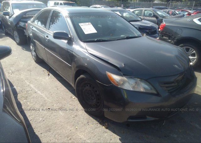 Inventory #416678557 2007 TOYOTA CAMRY