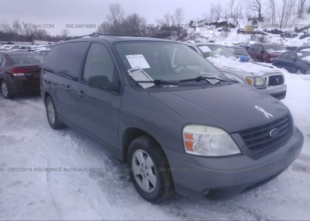 Inventory #153157512 2005 FORD FREESTAR