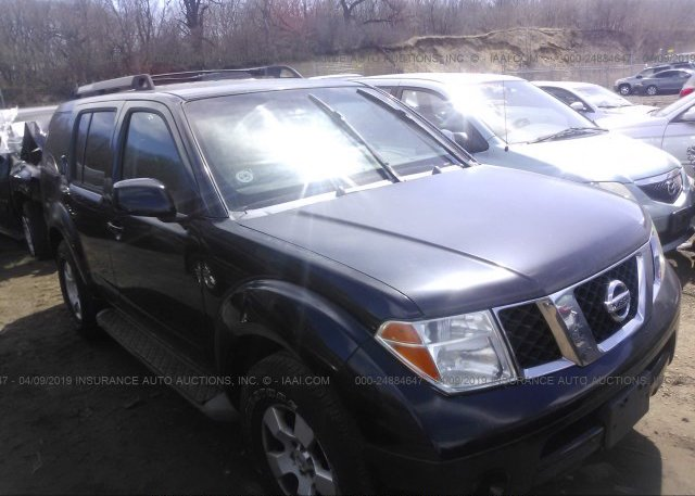 Inventory #290881319 2005 Nissan PATHFINDER