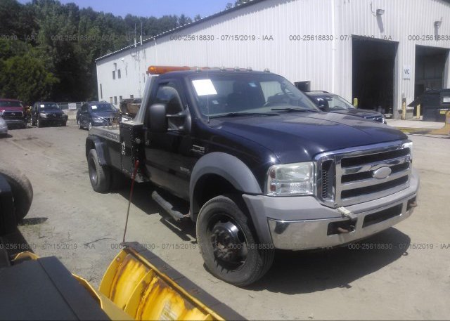 Inventory #970209235 2005 FORD F550