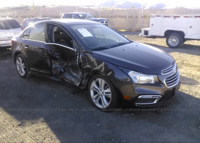 Inventory #432054441 2016 Chevrolet CRUZE LIMITED