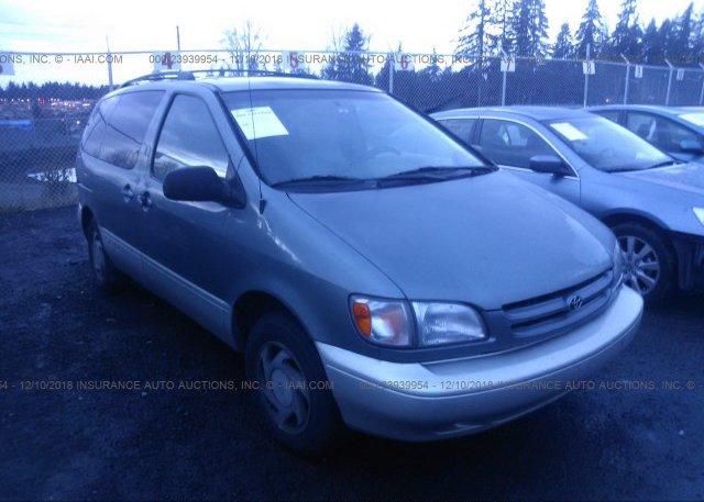 Inventory #686584711 2000 Toyota SIENNA