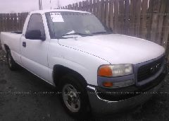 2001 GMC NEW SIERRA