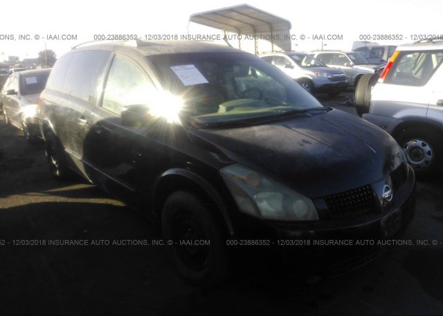 Inventory #532070153 2005 Nissan QUEST