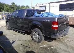 2007 FORD F150 - 1FTPW14V57FB44515 [Angle] View