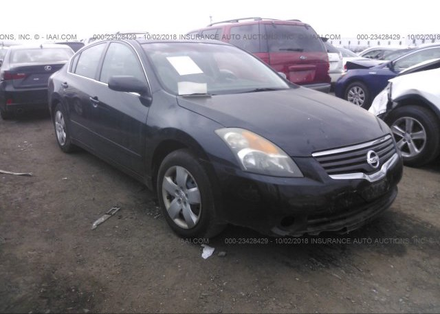 1n4al21e17c203804 Clear Black Nissan Altima At Carteret Nj On