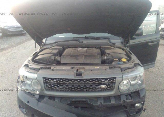 SALSF2D47BA292560 2011 Land Rover RANGE ROVER SPORT