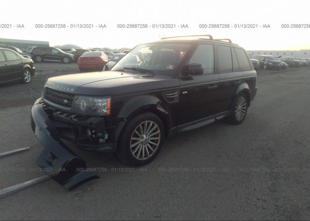 из сша 2011 Land Rover RANGE ROVER SPORT SALSF2D47BA292560
