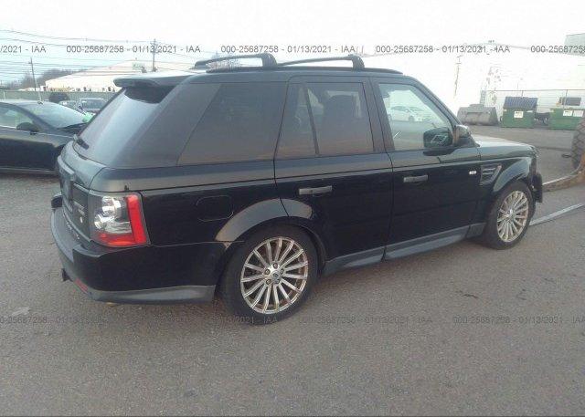 цена в сша 2011 Land Rover RANGE ROVER SPORT SALSF2D47BA292560