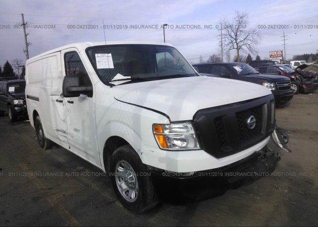 Inventory #590874736 2018 Nissan NV
