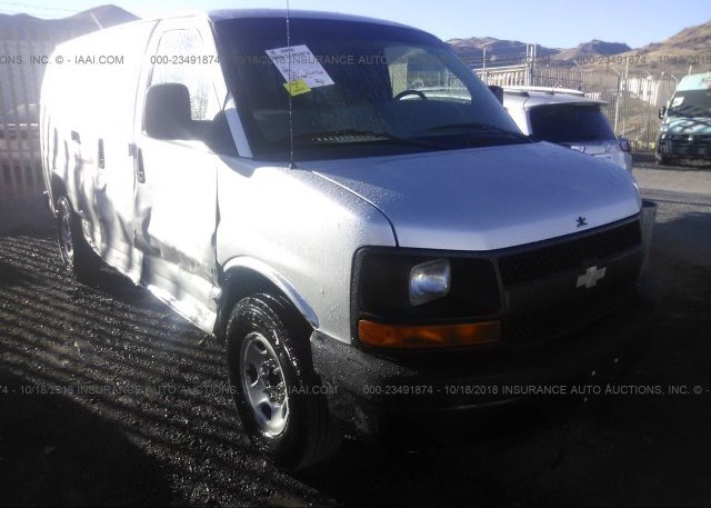 Inventory #343211721 2010 Chevrolet EXPRESS G2500